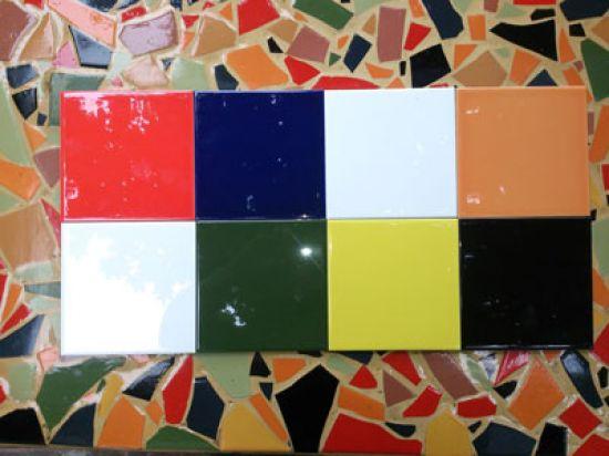 azulejos para mosaiquismo