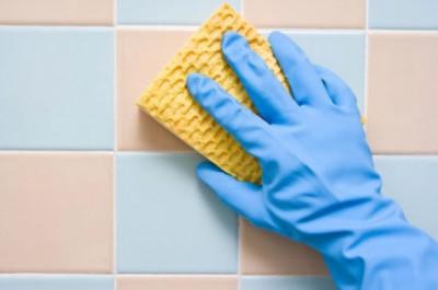 Cómo limpiar azulejos y ceramicos